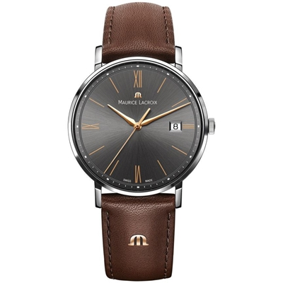 Maurice Lacroix ML-EL1087SS001812-2 Erkek Kol Saati